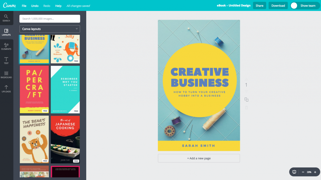Canva Design Studio