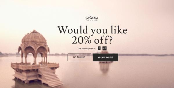 FullScreen Sivana Promotion