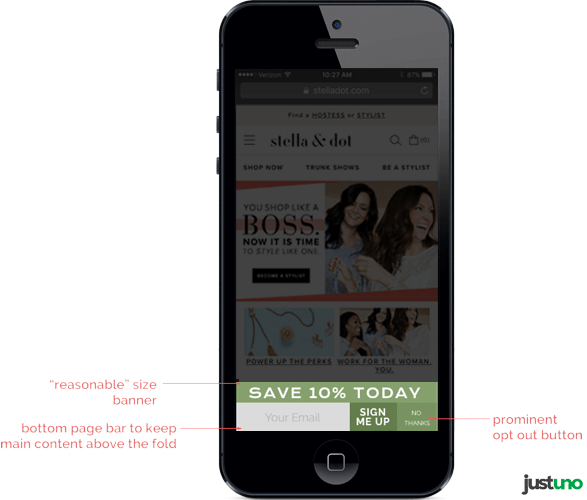 Mobile Traffic Conversion
