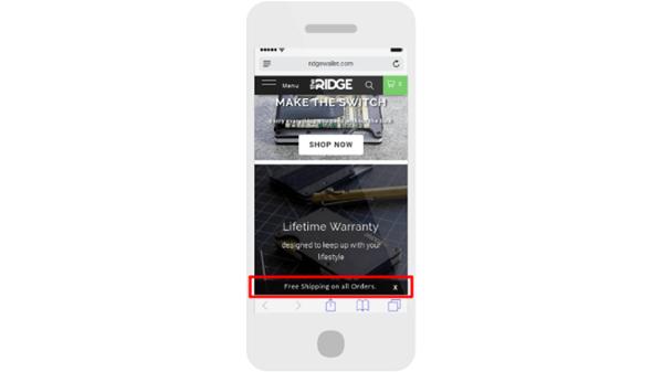 RIdge Wallet Promo