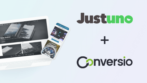 Conversio Integration