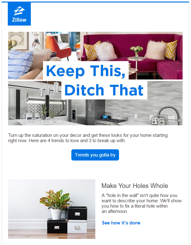 Zillow Marketing Example