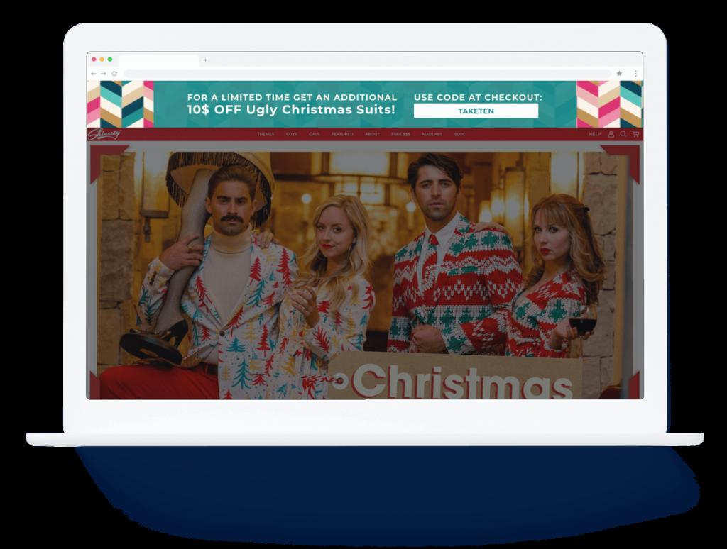 Shinesty Holiday Promotion