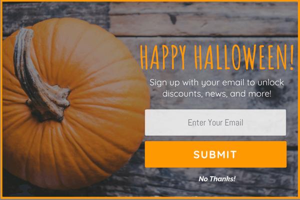 Halloween Pre-Built