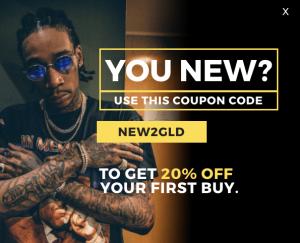Shopify Plus GLD Pop-Up