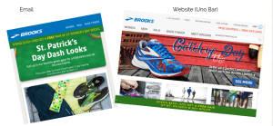 Brooks Email Campaigns