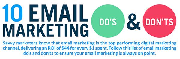 Email Marketing Header