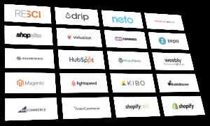 Justuno E-Commerce Integrations