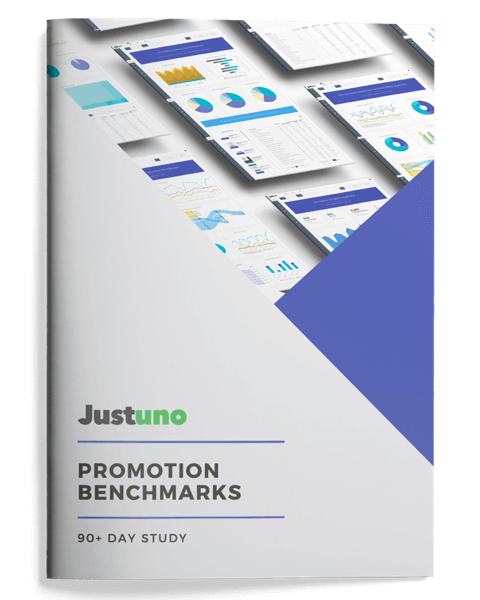 Justuno Benchmarks E-book