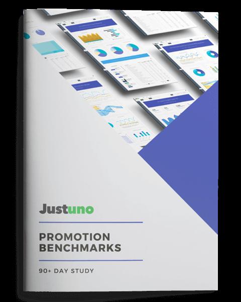 Justuno Benchmarks E-book