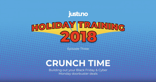 Holiday Hero Episode 3 2018