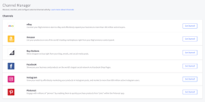 BigCommerce channel manager