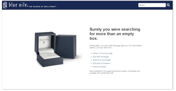 Helpful 404 Page