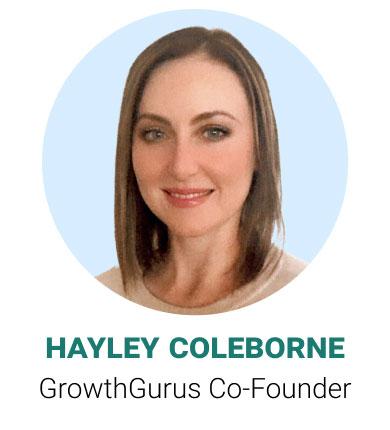 Hayley Coleborne GrowthGurus