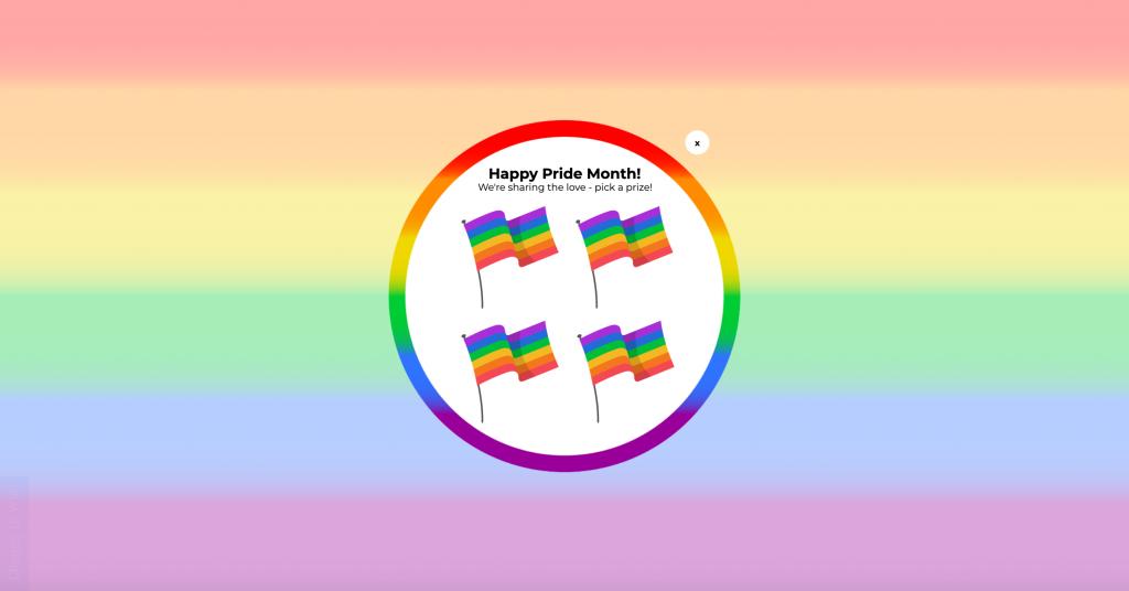 Pride template