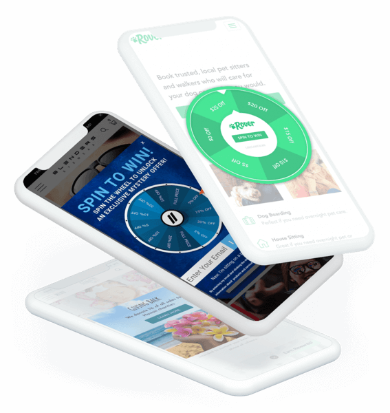 mobile first prioritizes a site's mobile experience. This includes the use of promotions and interstitials.